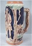 Click here to enlarge image and see more about item pt00322: 1950s Small Japan Ceramic Stein