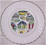 Click here to enlarge image and see more about item pt00328: Tennessee Souvenir Plate