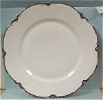 Click here to enlarge image and see more about item pt00347: Hutschenreuther Plate