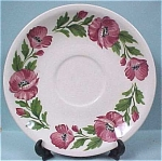 Click to view larger image of Paden City Pottery Shenandoah Ware Saucer (Image1)
