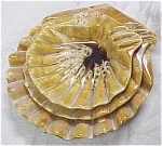 Click to view larger image of Wade of California Pottery Shell Dish Set (Image1)