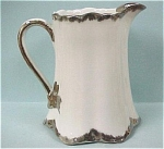 Click here to enlarge image and see more about item pt00383: Hutschenreuther Cream Pitcher