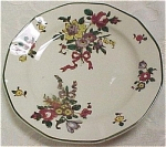 Click here to enlarge image and see more about item pt00388-9: Royal Doulton Old Leeds Sprays Small Plate