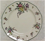Click here to enlarge image and see more about item pt00397-9: Royal Doulton Old Leeds Sprays Dinner Plate