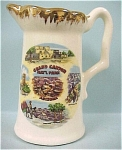 Click here to enlarge image and see more about item pt00412: Small Grand Canyon Souvenir Pitcher