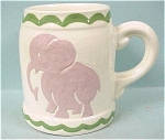 Click to view larger image of California Pottery Akron CA Centenial Mini Mug (Image1)