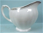 Click here to enlarge image and see more about item pt00465: J & G Meakin England Creamer