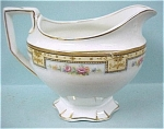 Click here to enlarge image and see more about item pt00466: 1920s WM Grindley & Co England Creamer