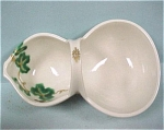 Click here to enlarge image and see more about item pt00474: 1960s Japan Porcelain Dish Basket