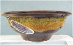 Click here to enlarge image and see more about item pt00479: California Original Hand Thrown Pottery Bowl