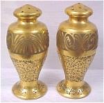 Click to view larger image of Lerov Art Nouveau Salt Papper Set (Image1)