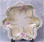 Click to view larger image of 1920s/1930s Japan Porcelain Hand Painted Dish (Image1)