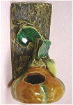 Click to view larger image of Gourd on Vine Wall Pocket (Image1)
