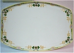 Click here to enlarge image and see more about item pt00537: Nippon Handpainted Dresser Tray