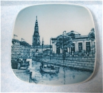 Click here to enlarge image and see more about item pt00560: Bing & Grondahl Souvenir Scenic Miniature Wall Plaque