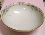 Click here to enlarge image and see more about item pt00572: 1910s/1920s Nippon Handpainted Serving Bowl