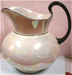 Large Luster Finish Wash Pitcher