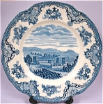 Johnson Bros Old Britain Castles Plate Chatsworth