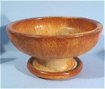 Miniature Pottery Bowl