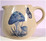Click to view larger image of Marshall Pottery of Texas 1978 Small Pitcher (Image1)