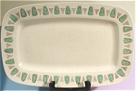 Click here to enlarge image and see more about item pt00716: Metlox Navajo Platter