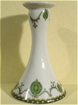 Victoria Porcelain Czechoslovakia Candle Holder