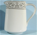 Click here to enlarge image and see more about item pt00743: Noritake Eminence Creamer