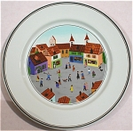 Click here to enlarge image and see more about item pt00751: Villeroy & Boch Laplau Plate