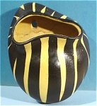 Click to view larger image of Wonderful Art Pottery Wall Pocket (Image1)