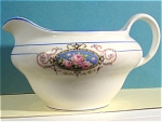 Click to view larger image of Wellsville China Creamer (Image1)