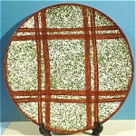 Click to view larger image of Blue Ridge Southern Pottery Small Plate (Image1)