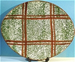 Click here to enlarge image and see more about item pt00789: Blue Ridge Southern Pottery Platter