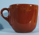 Click here to enlarge image and see more about item pt00809: Miniature Tennessee Pottery Mug