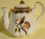 Click to view larger image of Miniature Teapot, Liverpool Road Pottery (Image1)