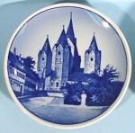 Click to view larger image of Copenhagen Miniature Plate, Kalundborg Kirke (Image1)