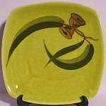 Winfield Eucalyptus Pattern Small Plate