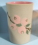 Click to view larger image of Abito Tennessee Pottery Tumbler (Image1)