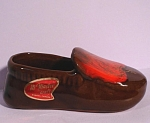 Click to view larger image of McMaster Craft of Canada Pottery Shoe (Image1)