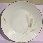 Click here to enlarge image and see more about item pt00976: Rosenthal Regina Wheat Large Soup Bowl