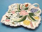 Click to view larger image of Blue Ridge Maple Leaf Plate (Image1)