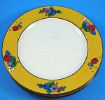 Click here to enlarge image and see more about item pt01003b: Booths England Salad Plate