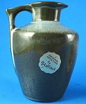 Click here to enlarge image and see more about item pt01022: Small Frankoma Jug