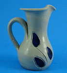 Click to view larger image of Williamsburg Pottery Small Pitcher (Image1)