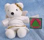 Dakin mini Christmas angel bear