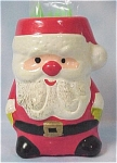 Ceramic Santa Toothpick Holder