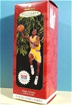Click here to enlarge image and see more about item s00147: Hallmark Ornament Magic Johnson