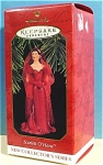 Click here to enlarge image and see more about item s00157: Hallmark Ornament 1997 Scarlett O'Hara
