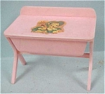 Click here to enlarge image and see more about item t00637: Renwal Baby Changing Table / Bath