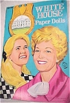 Click here to enlarge image and see more about item t00668: 1969 Saalfield White House (Nixon Ladies)