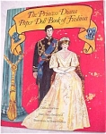 Click here to enlarge image and see more about item t00725: Princess Diane Paper Doll Book of Fashions